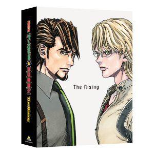 劇場版 TIGER & BUNNY The Rising Blu-ray ※画像の転載はお断りいたします。