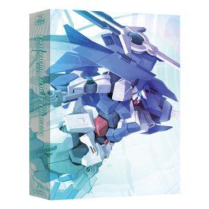 ガンダム ビルドダイバーズ Blu-ray BOX ※画像の転載はお断りいたします。
