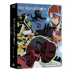 THE REFLECTION WAVE ONE Blu-ray BOX ※画像の転載はお断りいたします。